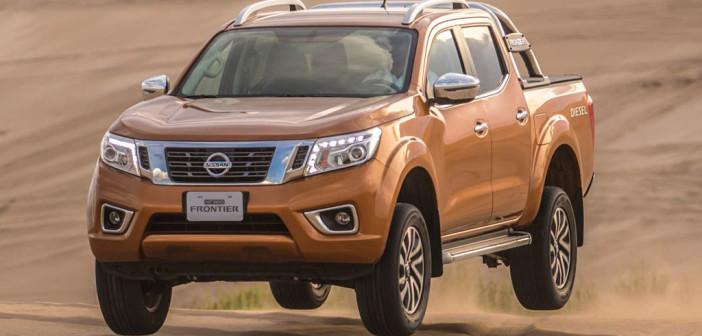 Argentina: Nissan lanzó la Nueva Frontier con precios desde $549.478