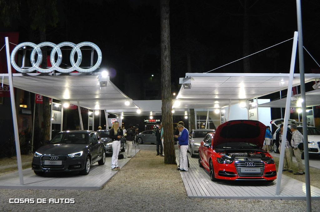 #Verano2016: Audi presente en Cariló