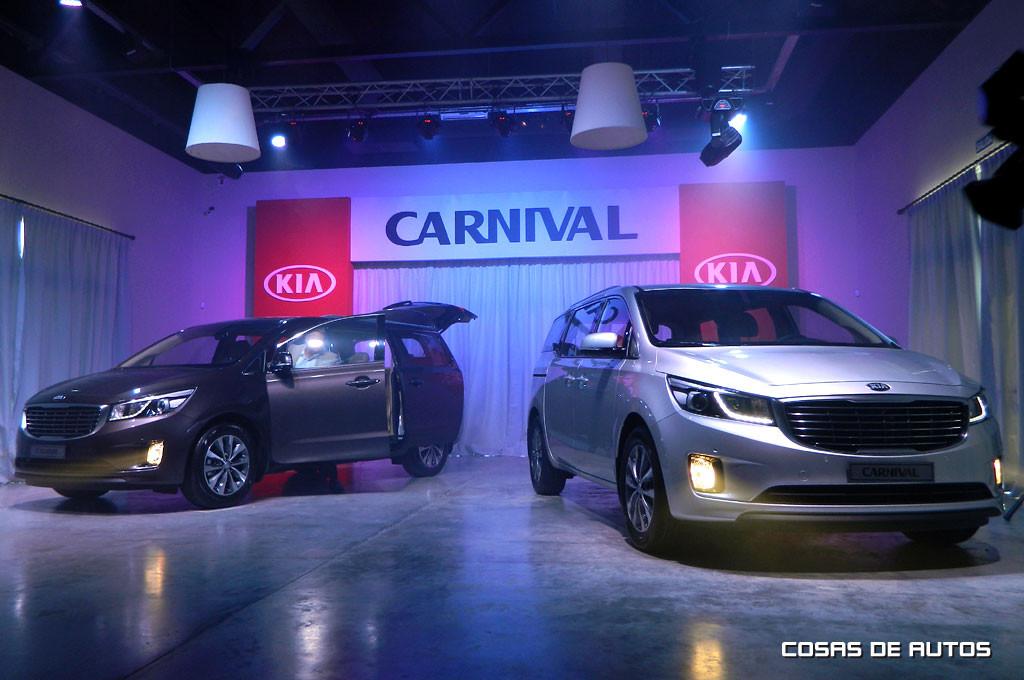 Kia Carnival