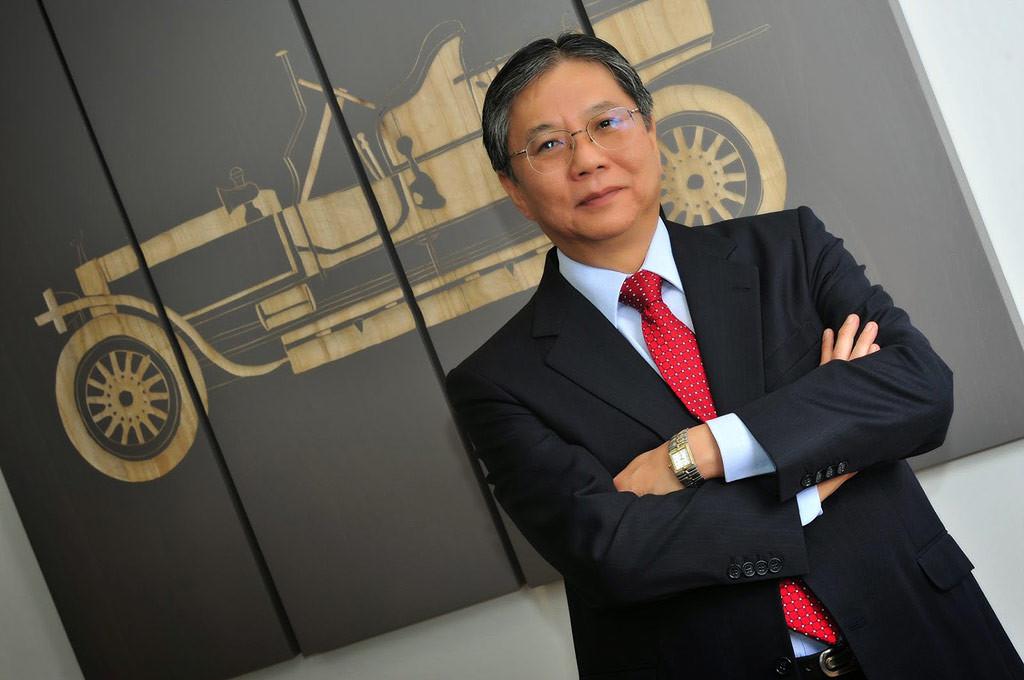 Luiz Moan Yabiku Junior, presidente da ANFAVEA.