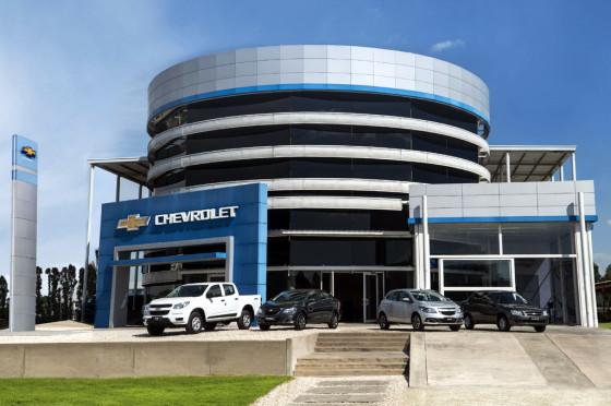 Concesionario Chevrolet