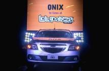 Chevrolet Argentina nuevamente presente en Lollapalooza