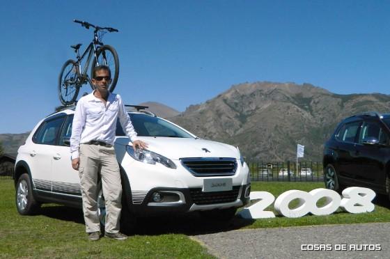 Rodrigo Morán y el 2008