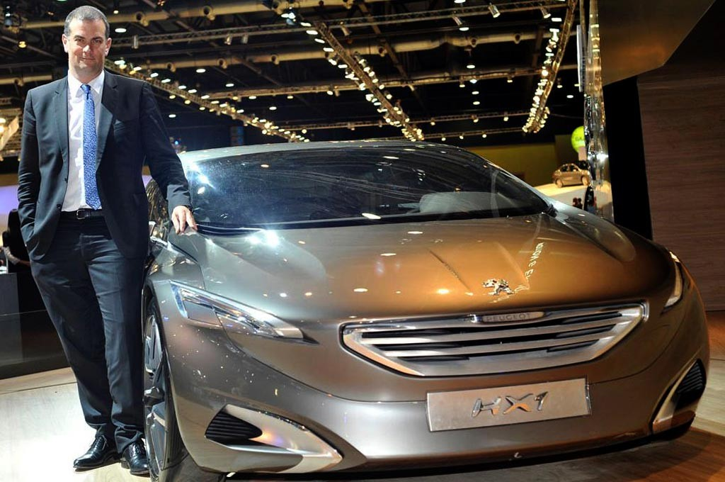 Maxime Picat, CEO de Peugeot