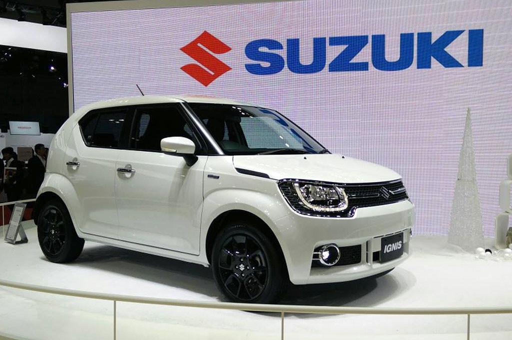 Nuevo Suzuki Ignis