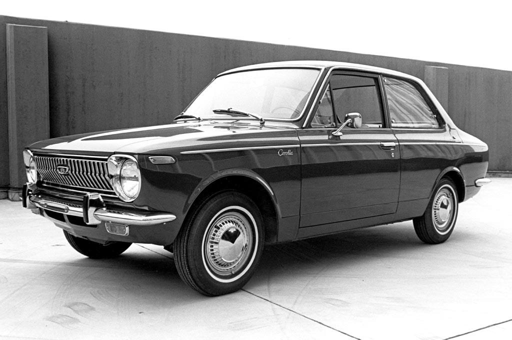 Toyota Corolla de primera generación