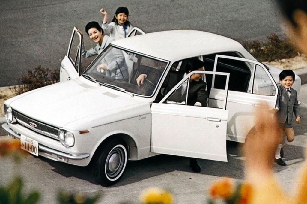 Corolla de primera generación