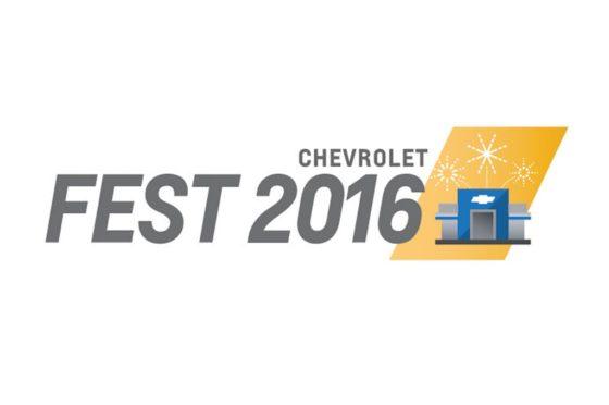 Chevrolet Fest 2016