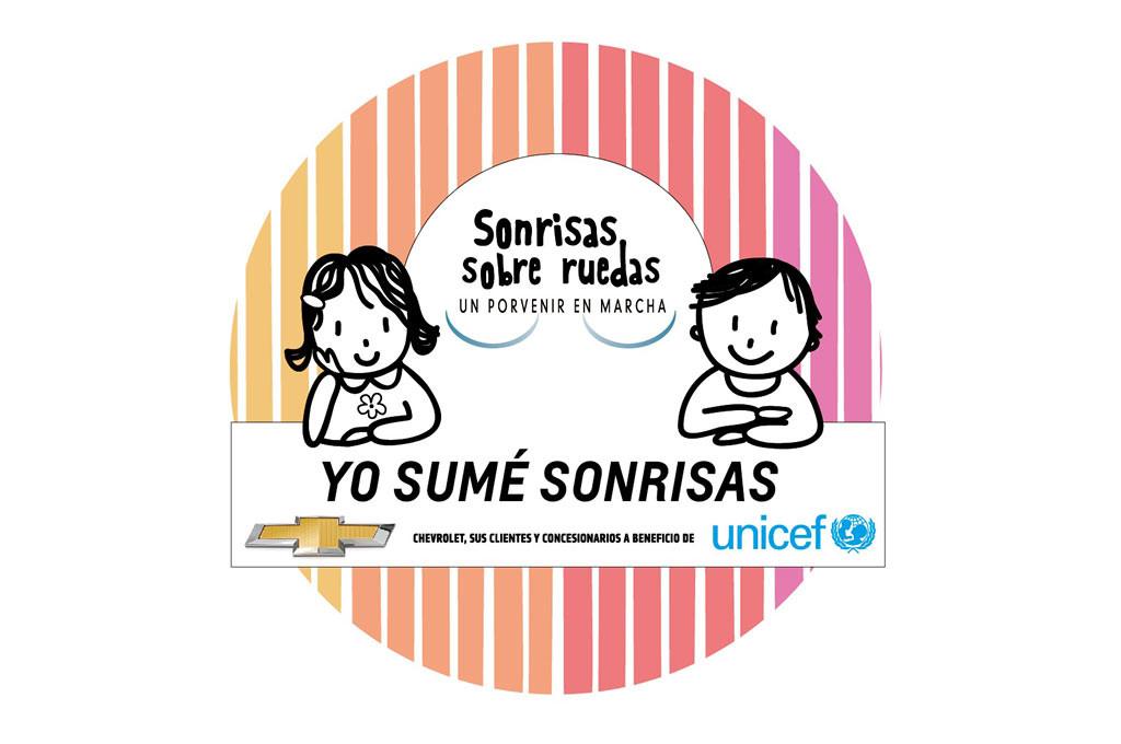 Chevrolet y UNICEF siguen sumando Sonrisas sobre Ruedas