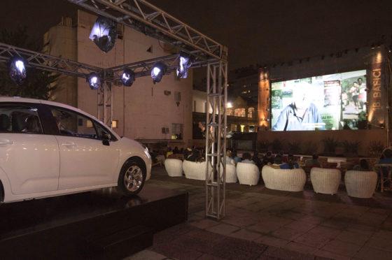 Citroen en el BAFICI 2016