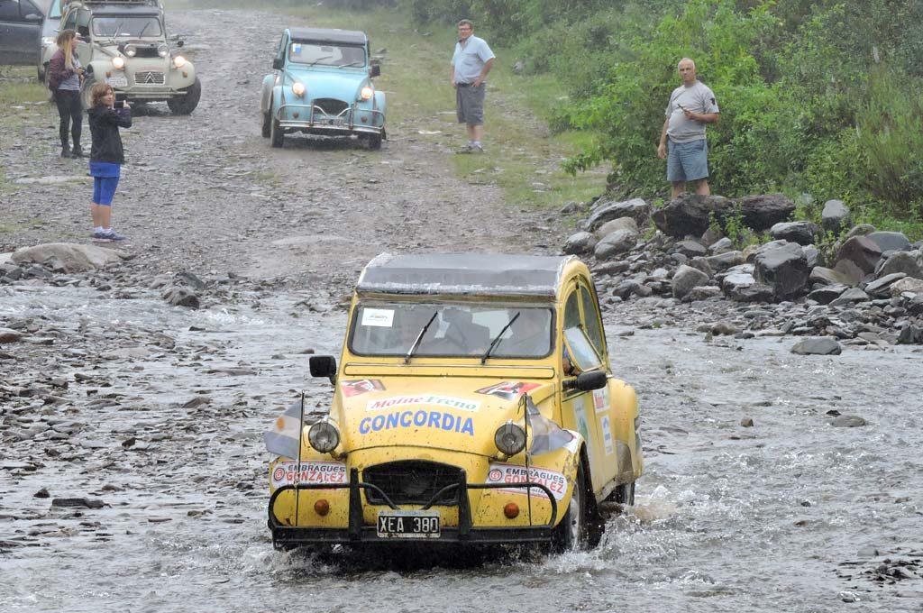 Citroen Tour del Tucumán 2016