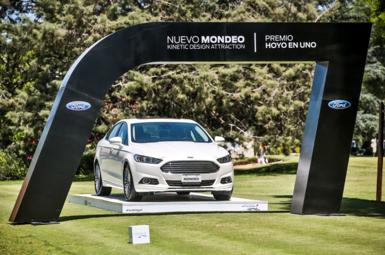 Arranca el Ford Kinetic Design Golf Invitational 2016