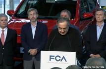 Fiat anunció una inversión de u$s 500 millones para producir en Córdoba