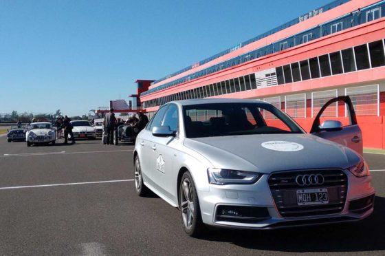 """Audi Argentina acompañó la novena edición de """"La Gran Carrera"""""""