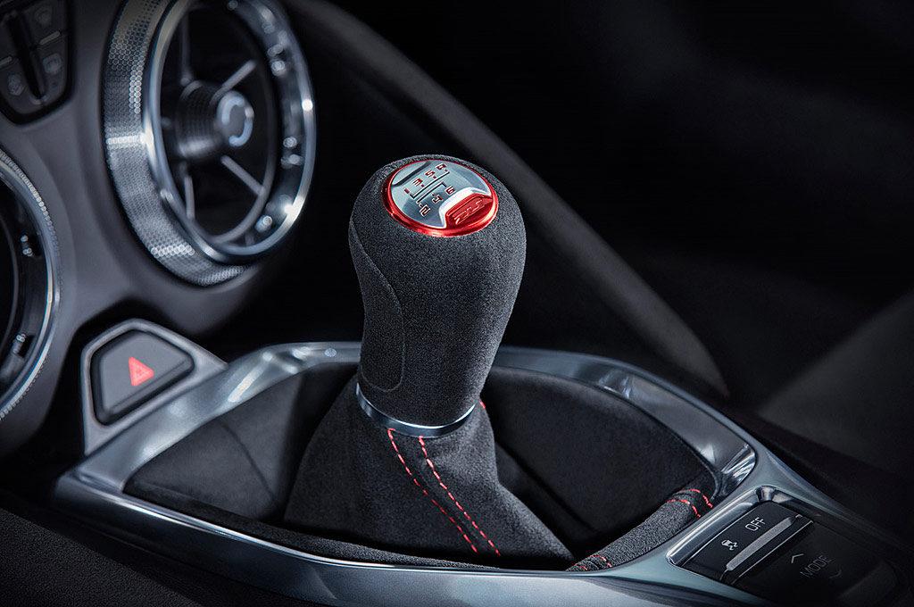 Nuevo Camaro ZL1 2017