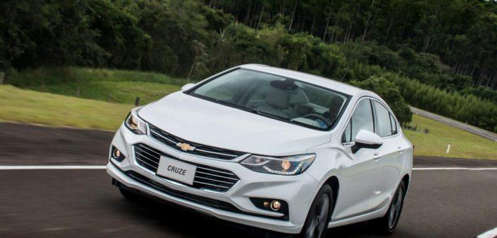 Argentina: Chevrolet presentó el Nuevo Cruze que se lanza en junio desde $350 mil