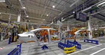 Cruze producido en la Planta de GM en Rosario