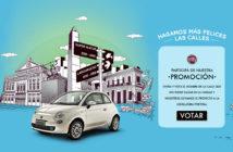 Fiat lanza la campaña Calles Felices
