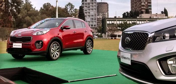 Argentina: Kia lanzó las Nuevas Sportage y Sorento con precios entre u$s 45.990 y u$s 65.990