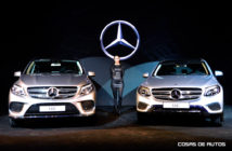 Mercedes-Benz GLE y GLC