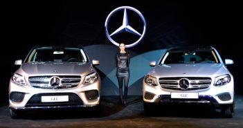 Mercedes-Benz GLE y GLC
