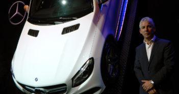 Jorge Lucini, dealer manager de Mercedes-Benz Argentina