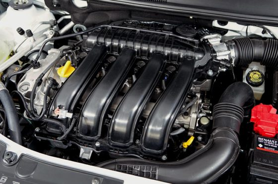 Motor del Sandero R.S. 2.0