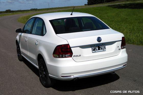 Test VW Polo