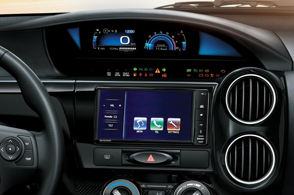 Toyota lanz el etios 2016 con m s potencia equipamiento for 4 puertas xls 6mt