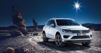 Argentina: Volkswagen lanzó el renovado Touareg diesel y nafta a u$s 131.612