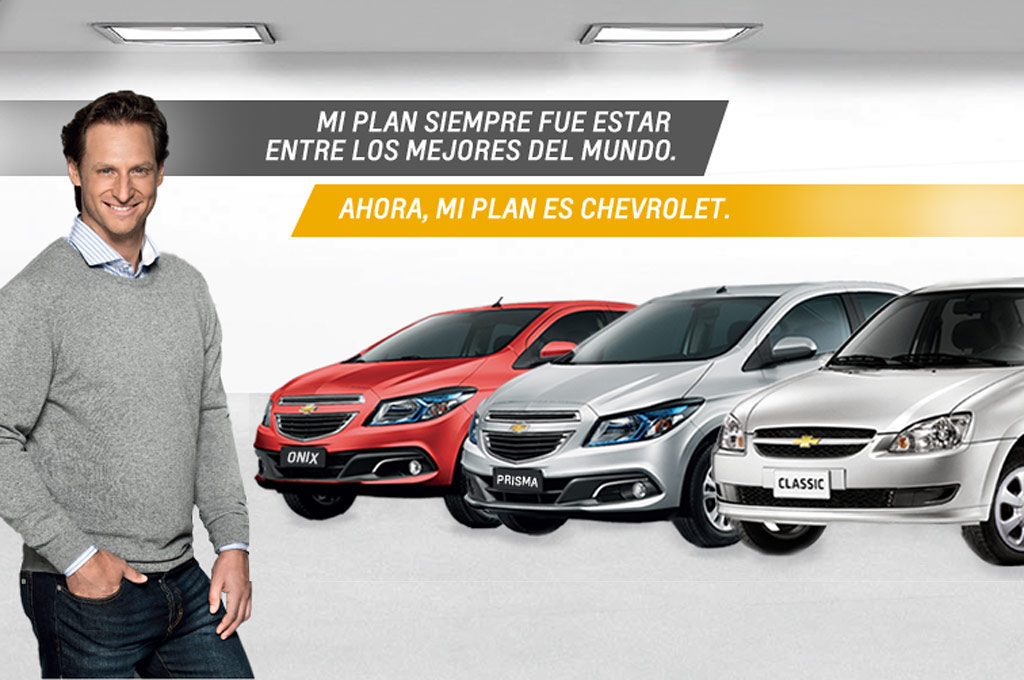 Plan Chevrolet