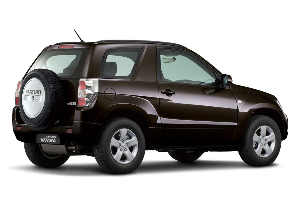 Volvi al pa s la suzuki grand vitara 3 puertas on24 for Motores y vehiculos phoenix