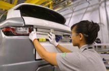 Jaguar Land Rover inauguró su primera fábrica en Brasil