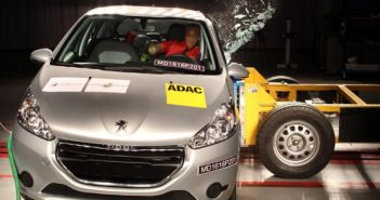 Latin NCAP le bajó la nota al Peugeot 208