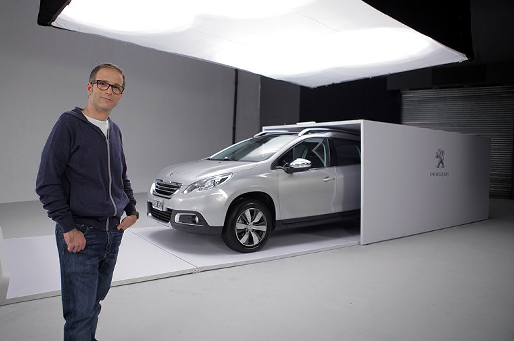Unboxing del Peugeot 2008