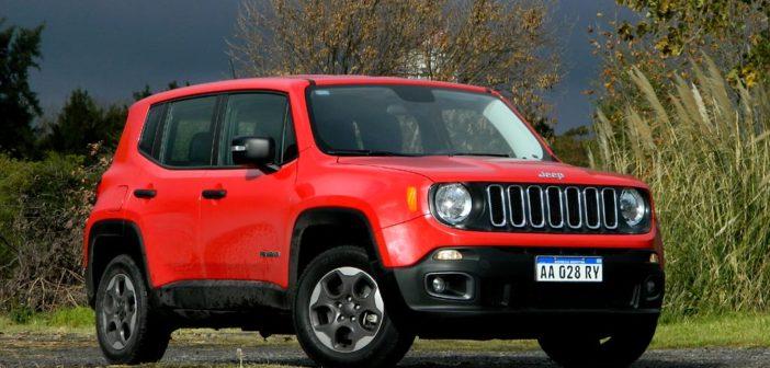 #Test: Cosas de Autos probó el Jeep Renegade Sport Plus MT 4×2