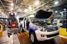 VW produce la Amarok en Pacheco