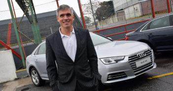 Gonzalo Cassina, gerente de MKT de Audi Argentina