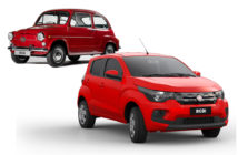 Fiat Mobi y Fiat 600