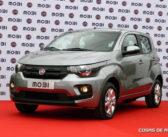Argentina: Fiat presentó el Mobi, su nuevo entrada de gama que se lanza a partir de $193 mil