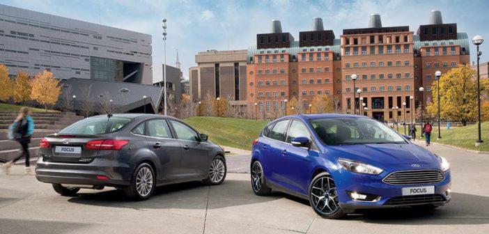 Argentina: el Ford Focus estrenó tecnología, conectividad y sumó ESP de serie