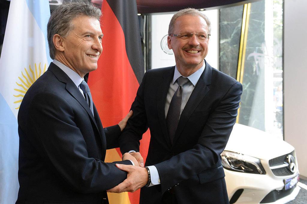 Mercedes-Benz ratificó la importancia de Argentina y sus especialización en Vans