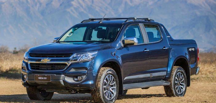 Argentina: Chevrolet presentó la Nueva S10 2017 con precios desde $390 mil