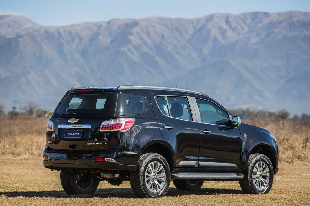 Nueva Chevrolet Trailblazer