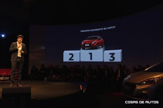 Sicardi y el Peugeot 208