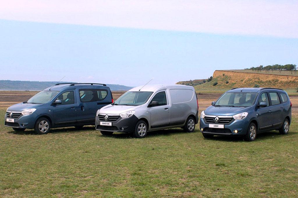 Renault Dokker y Lodgy