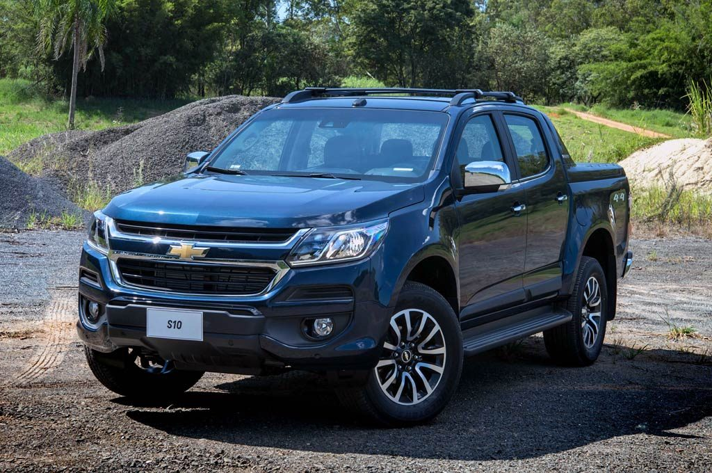 Nueva Chevrolet S10 High Country