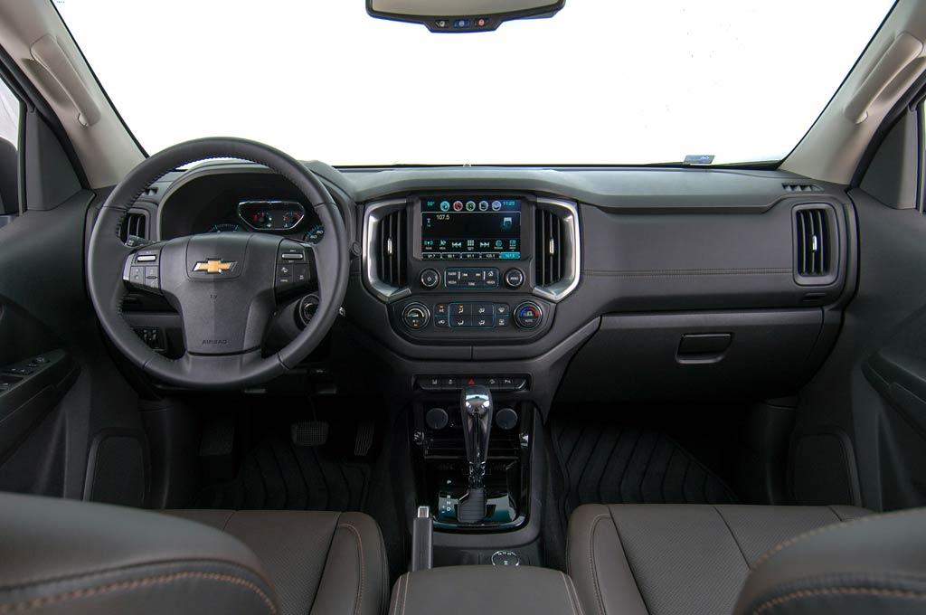 Argentina Chevrolet Present 243 La Nueva S10 2017 Con