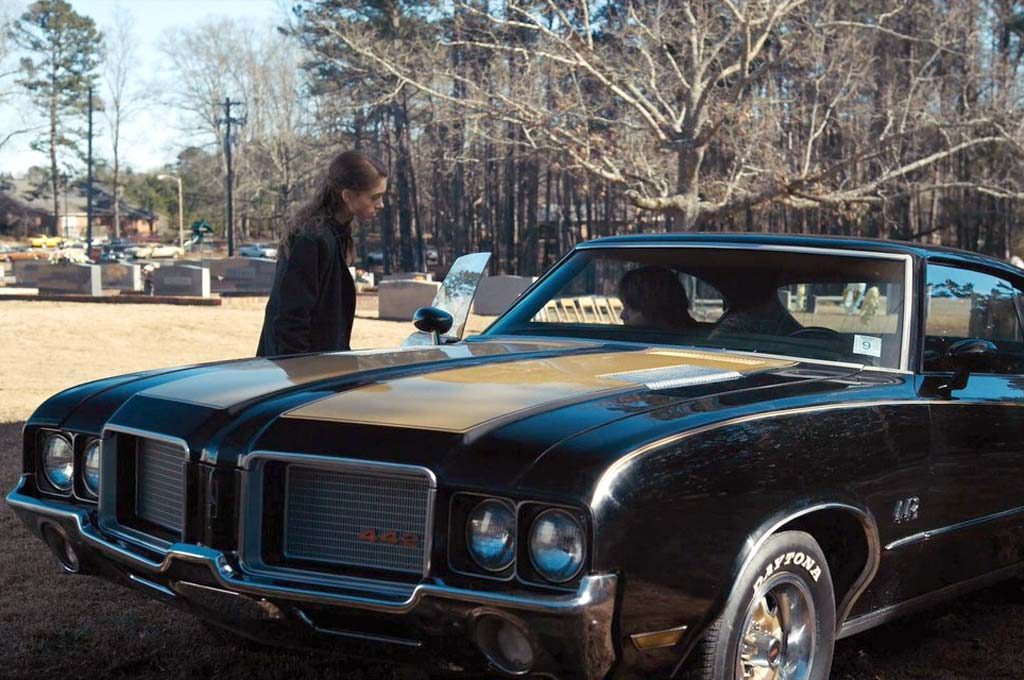 Oldsmobile Cutlass 442 de Stranger Things