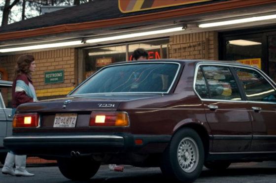 BMW Serie 7 de Stranger Things